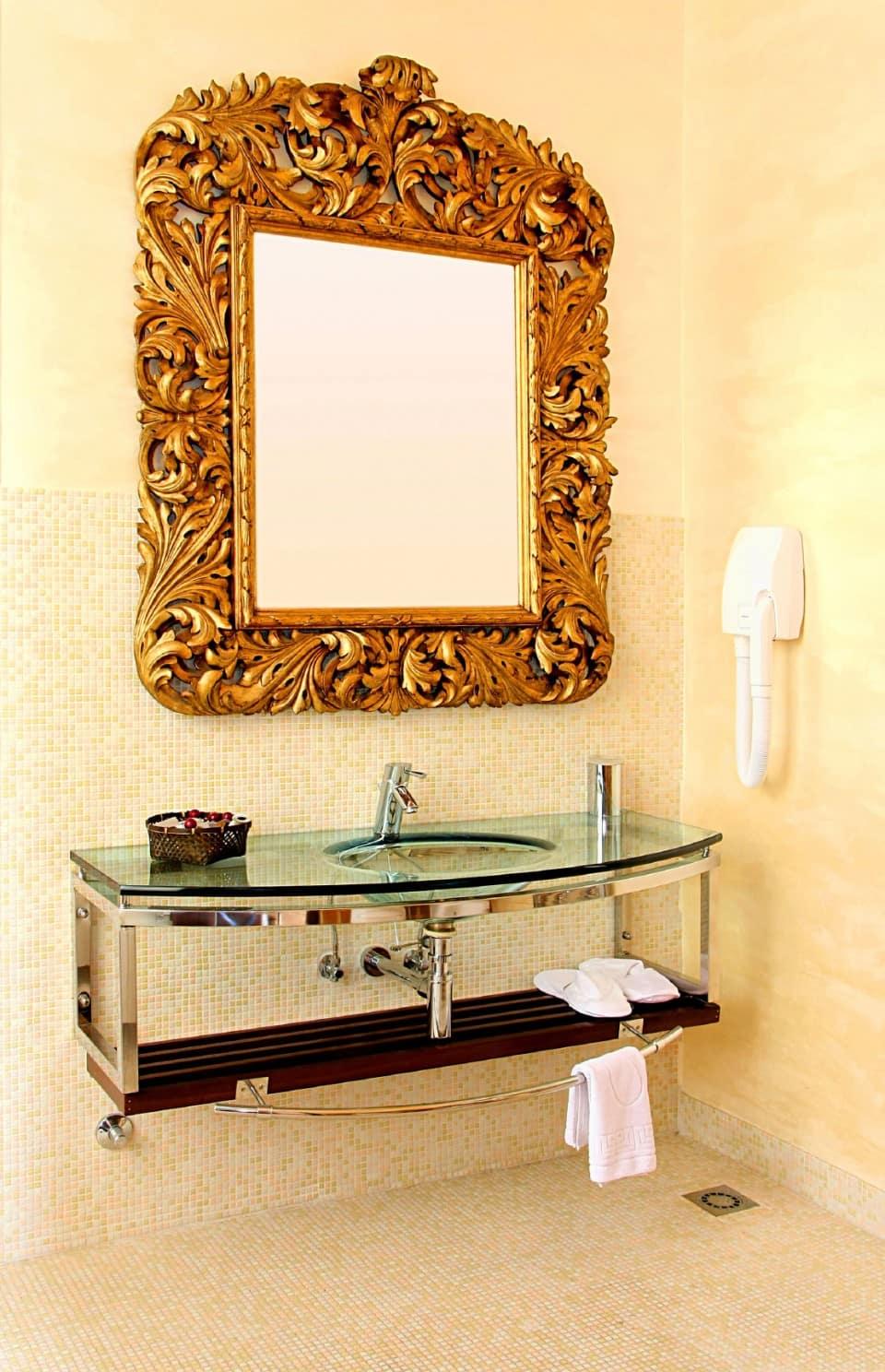 rustic-mirror